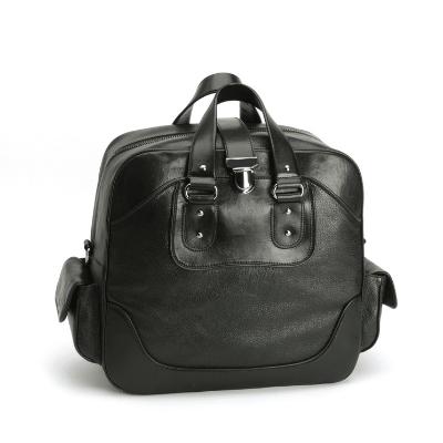 Черная мужская сумка-трансформер
