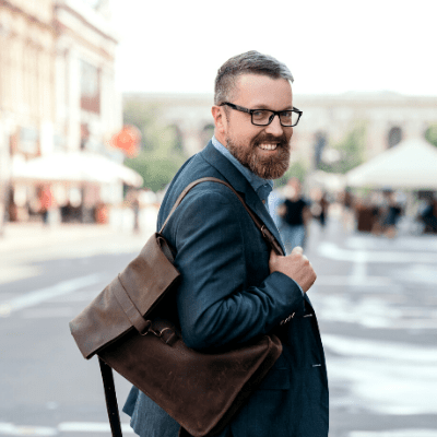 Классическая сумка через плечо