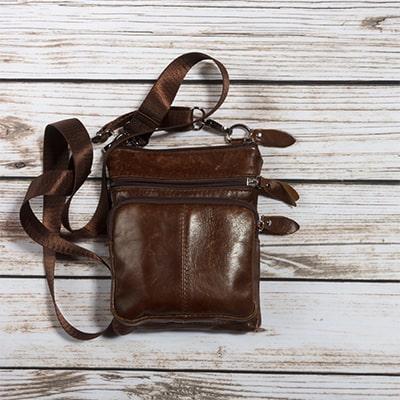 Короткие сумки через плечо