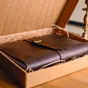 Папка для документов А5